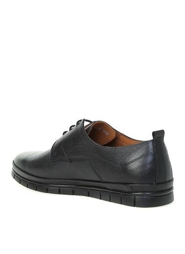 Forelli Forelli Siyah Günlük Ayakkabı Siyah
